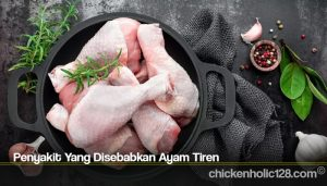 Penyakit Yang Disebabkan Ayam Tiren
