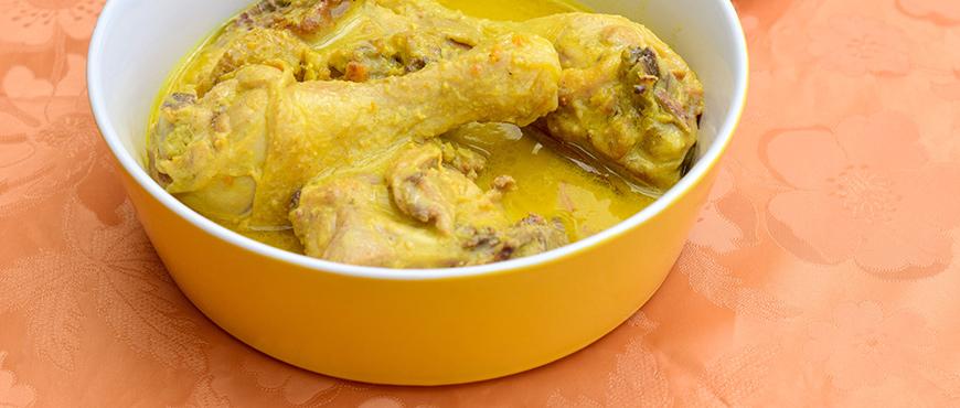 Ayam Santan Pedas