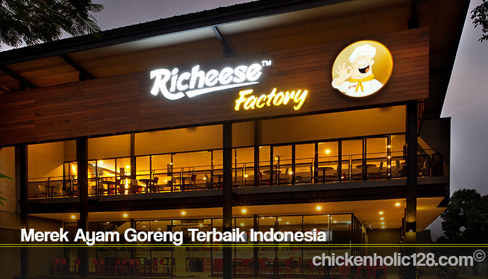 Merek Ayam Goreng Terbaik Indonesia